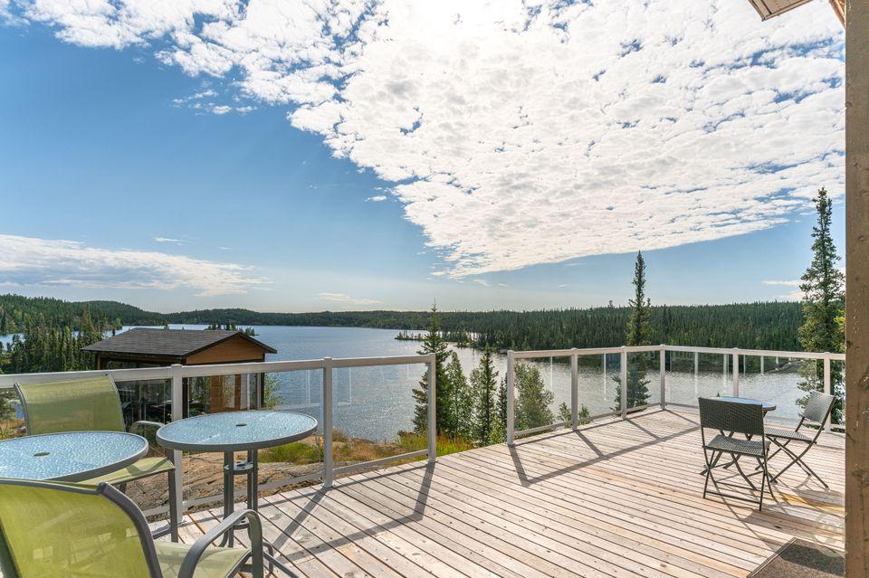 1-small-lake-hdr-7 at 1 Small Lake, Ingraham Trail, Yellowknife
