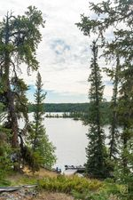 1-small-lake-hdr-36 at 1 Small Lake, Ingraham Trail, Yellowknife
