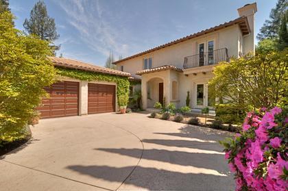 001_Front-View-1 at 346 Santa Monica Avenue, Menlo Park