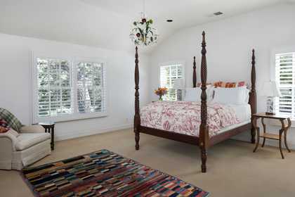 Master Bedroom at 299 Menlo Oaks Drive, Menlo Park