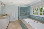 Master bathroom at 299 Menlo Oaks Drive, Menlo Park