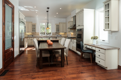 Kitchen at 2198 Sterling Avenue, University Heights, Menlo Park