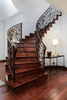 Staircase at 2198 Sterling Avenue, University Heights, Menlo Park