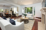 Family Room at 2198 Sterling Avenue, University Heights, Menlo Park