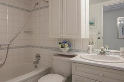 Bathroom at 102 - 650 16th Street, Ambleside, West Vancouver