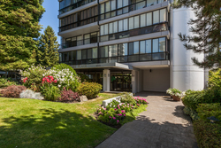 Entrance at 102 - 650 16th Street, Ambleside, West Vancouver