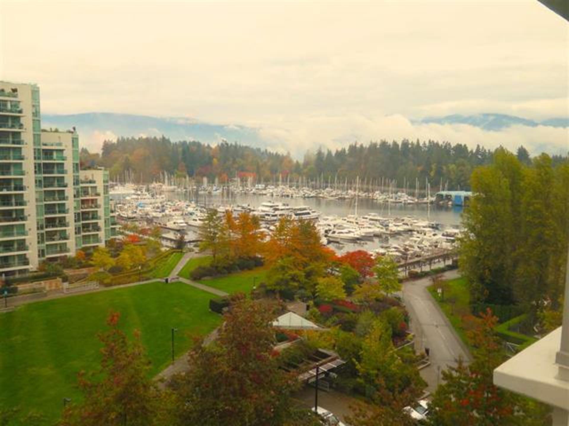 901 - 901 1650 Bayshore, Coal Harbour, Vancouver West