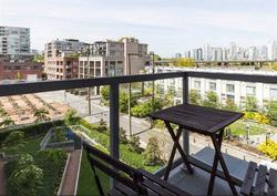 VIEW at 601 - 1887 Crowe Street, False Creek, Vancouver West