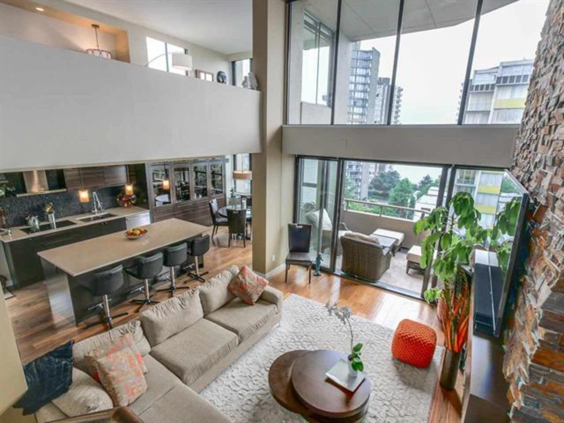 1003 - 1236 Bidwell, Vancouver West