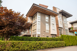 Townhouse 206 - 735 W 15th Street North Vancouver at 206 - 735 W 15th Street, Hamilton, North Vancouver