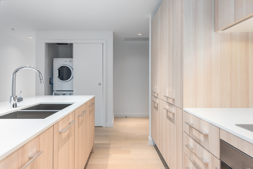 1605-4638_gladstone-Kensington Gardens-3 bedroom-kitchen at 1605 - 4638 Gladstone, Victoria VE, Vancouver East