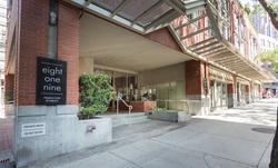 603 - 819 Hamilton Street  at 603 - 819 Hamilton, Downtown VW, Vancouver West