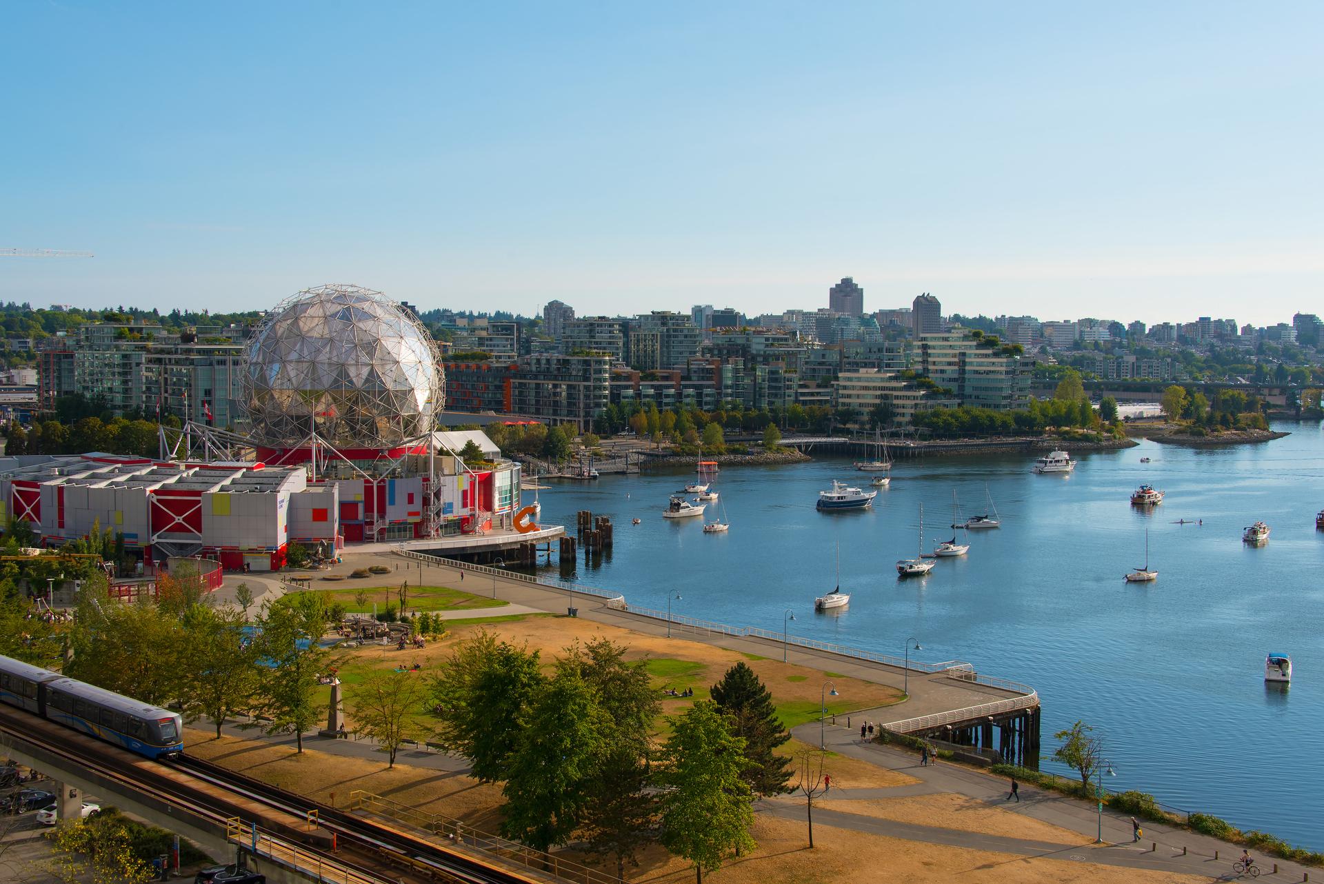 1306 - 120 Milross Avenue, Vancouver East
