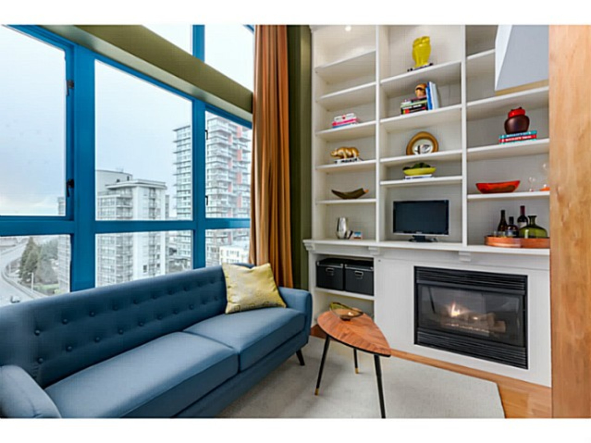 601 - 1238 Seymour Street , Downtown VW, Vancouver West