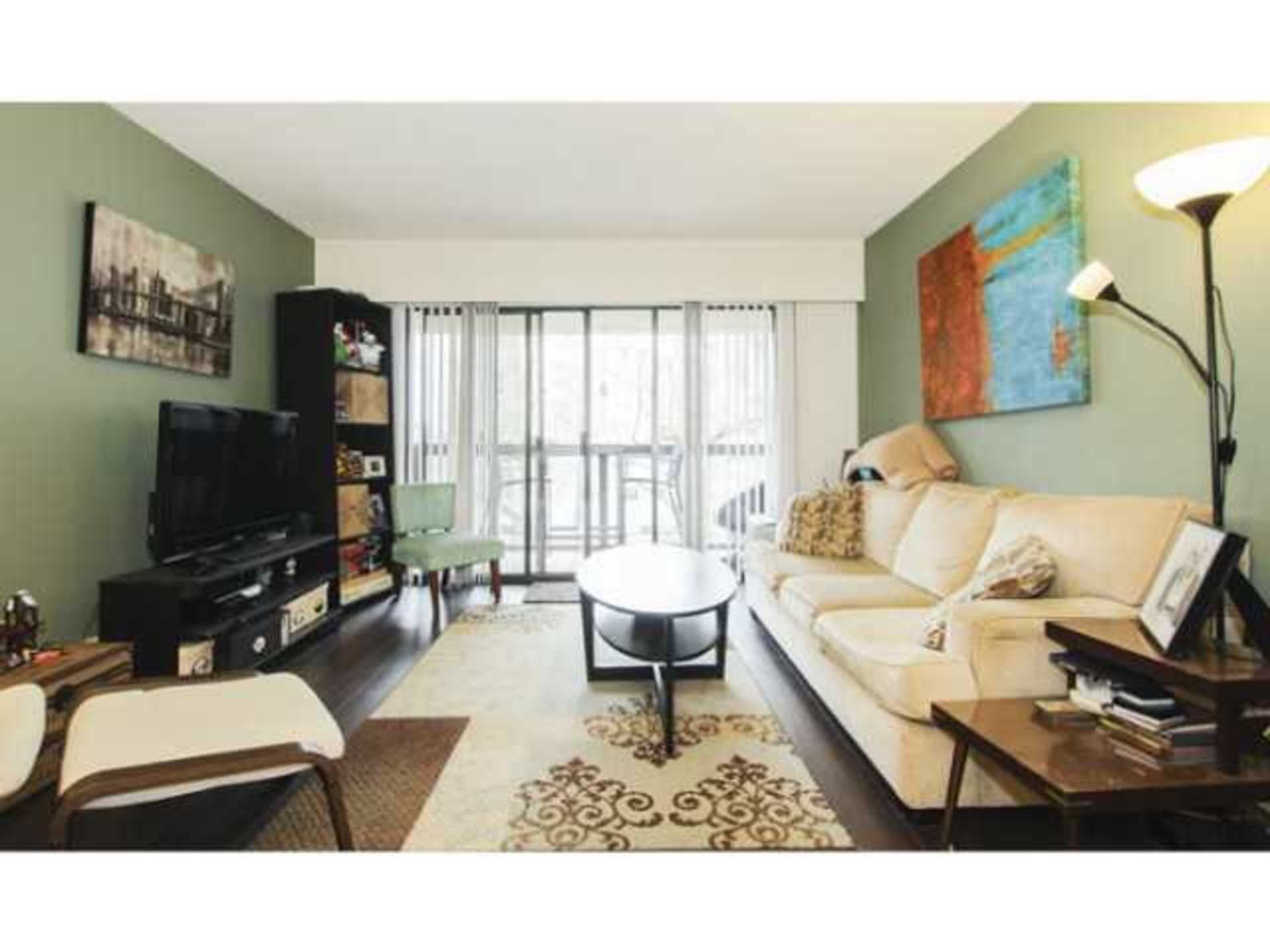 404 - 1140 Pendrell Street , Downtown VW, Vancouver West