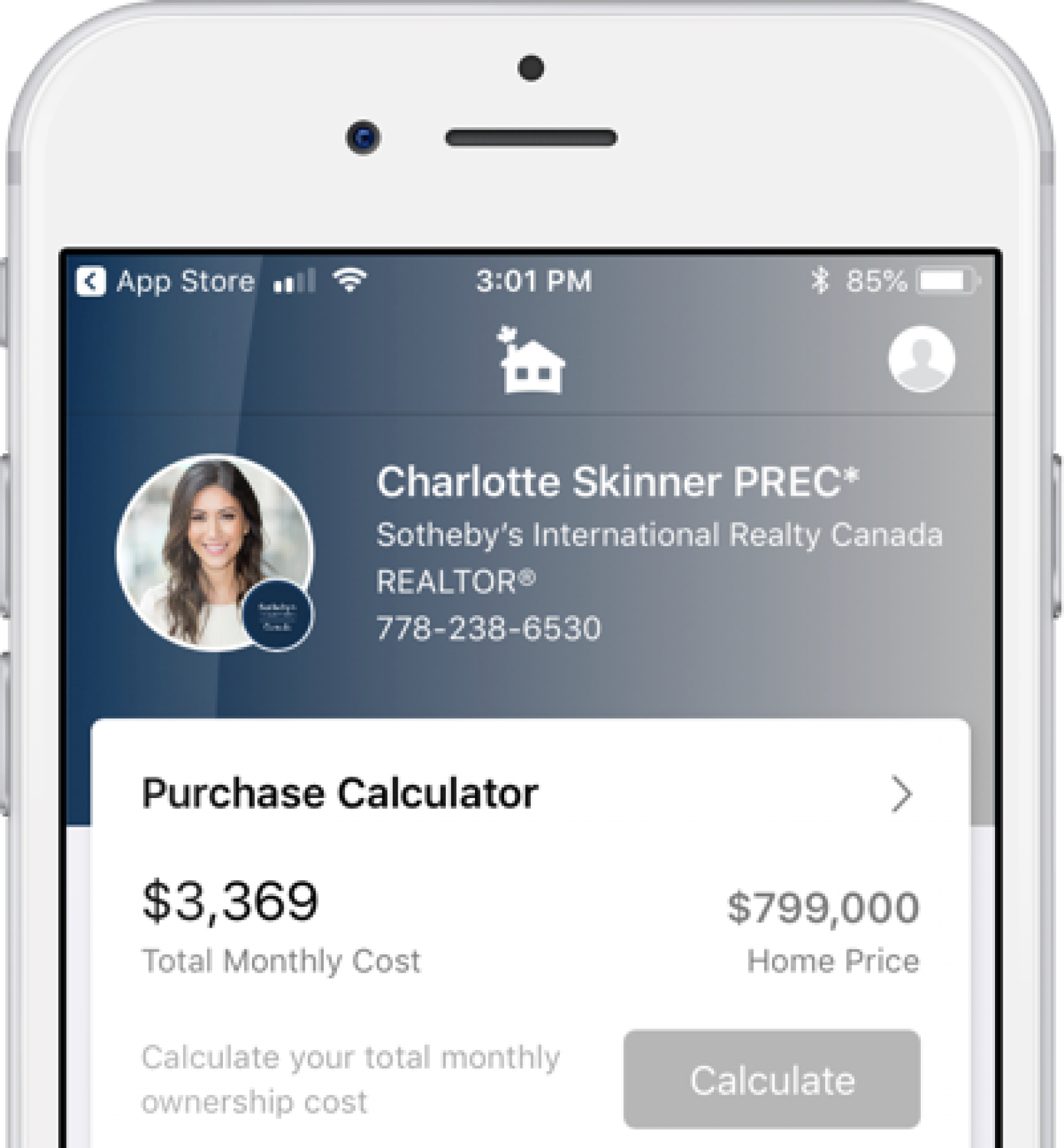 Mortgage Calculator App