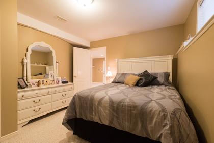 Bedroom at 7378 146 Street, East Newton, Surrey