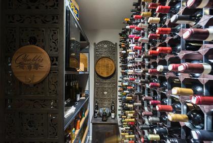Wine Cellar at 7378 146 Street, East Newton, Surrey