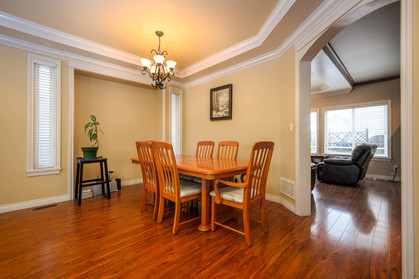 dining-room at  19509 71a Avenue, Clayton, Cloverdale