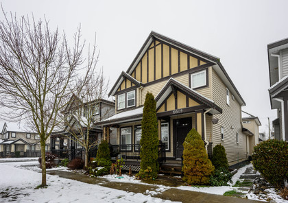front-view at  19509 71a Avenue, Clayton, Cloverdale
