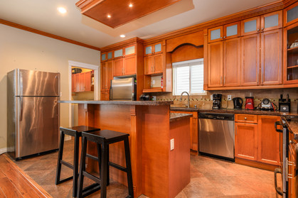 kitchen-2 at  19509 71a Avenue, Clayton, Cloverdale