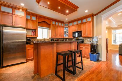 kitchen at  19509 71a Avenue, Clayton, Cloverdale