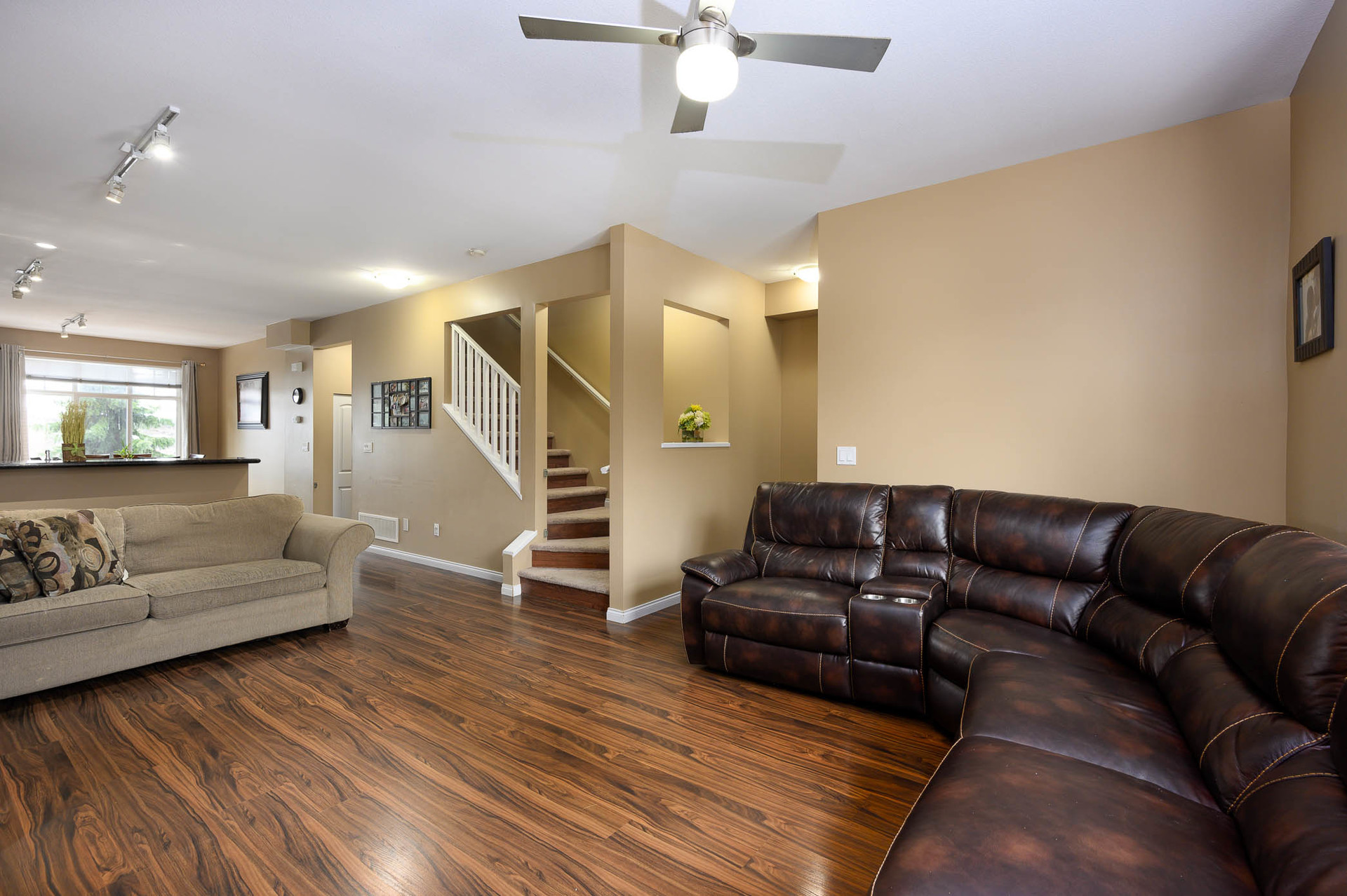 family-room-3 at 75 - 19455 65 Avenue, Clayton, Cloverdale