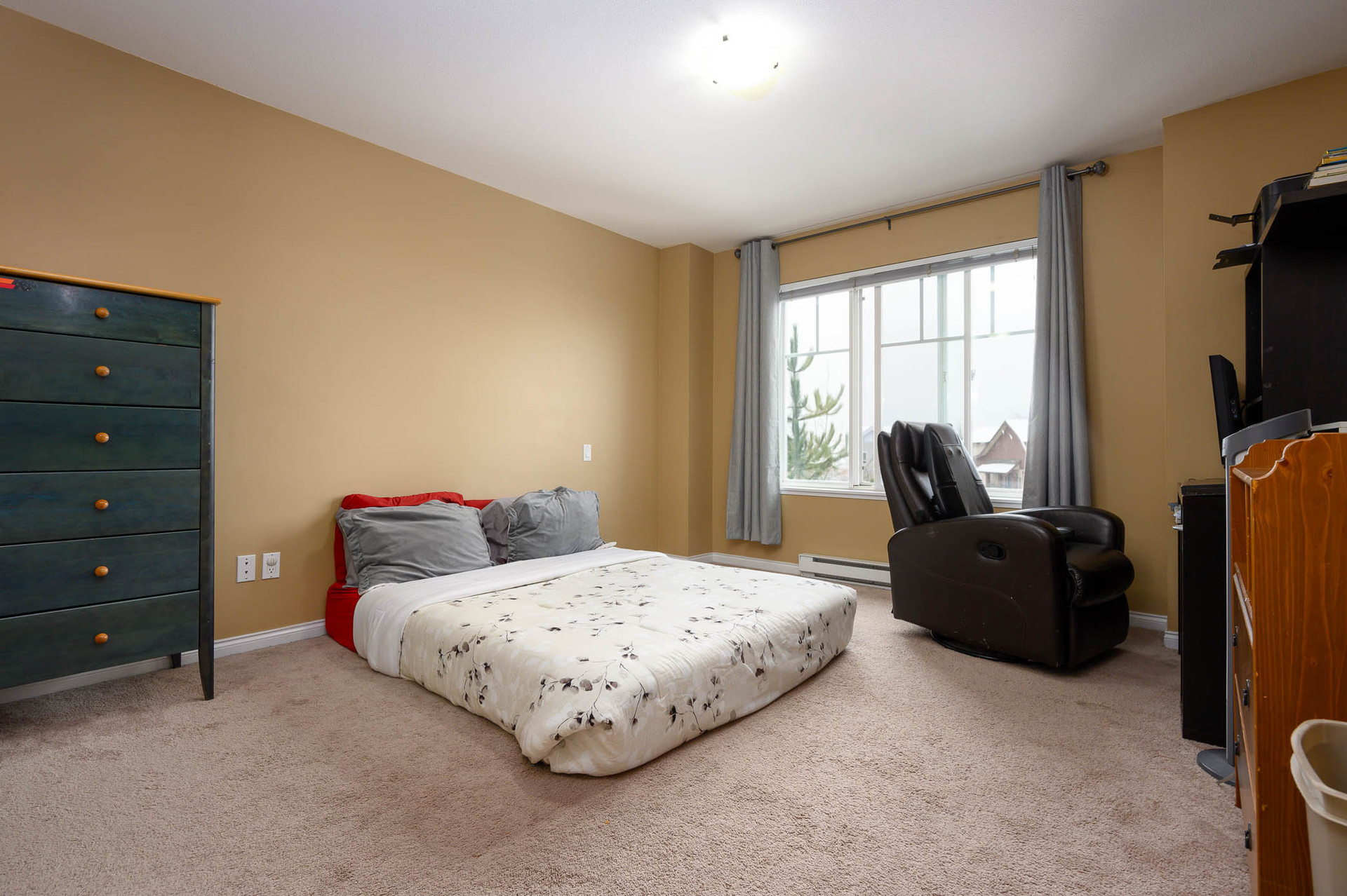 master-bedroom at 75 - 19455 65 Avenue, Clayton, Cloverdale