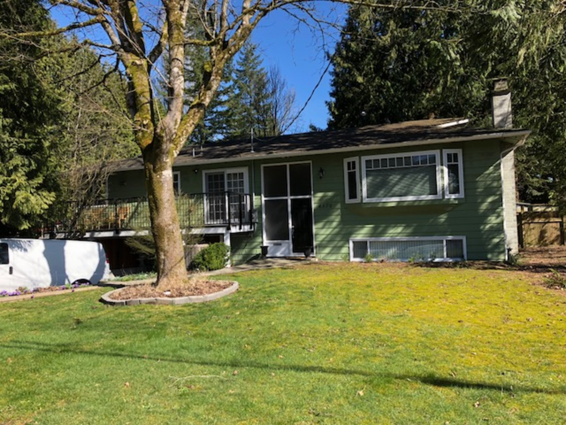 Front at 4570 206 Street, Langley City, Langley