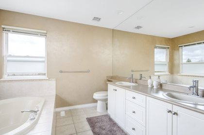 Master Washroom #2 at 7310 146 Street, East Newton, Surrey