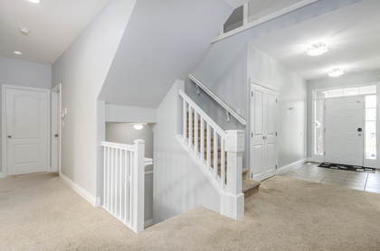 Stairs at 7310 146 Street, East Newton, Surrey