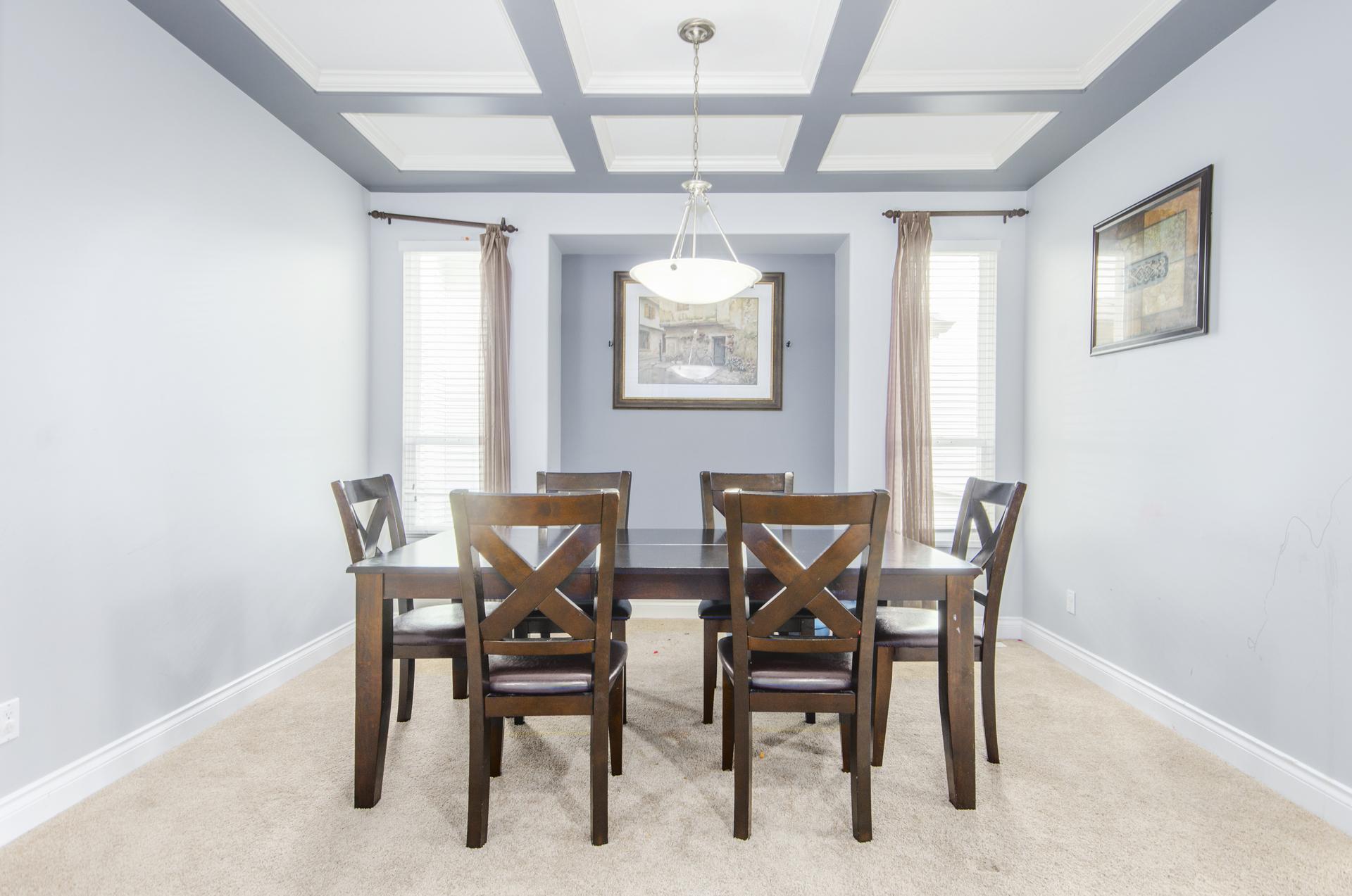Dining Room at 7310 146 Street, East Newton, Surrey