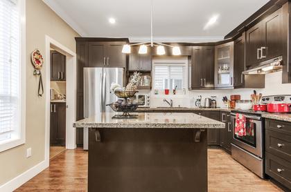 Kitchen at 7146 195 Street, Clayton, Cloverdale