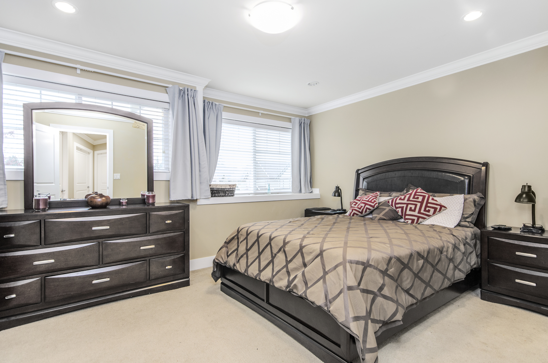 Master Bedroom at 7146 195 Street, Clayton, Cloverdale