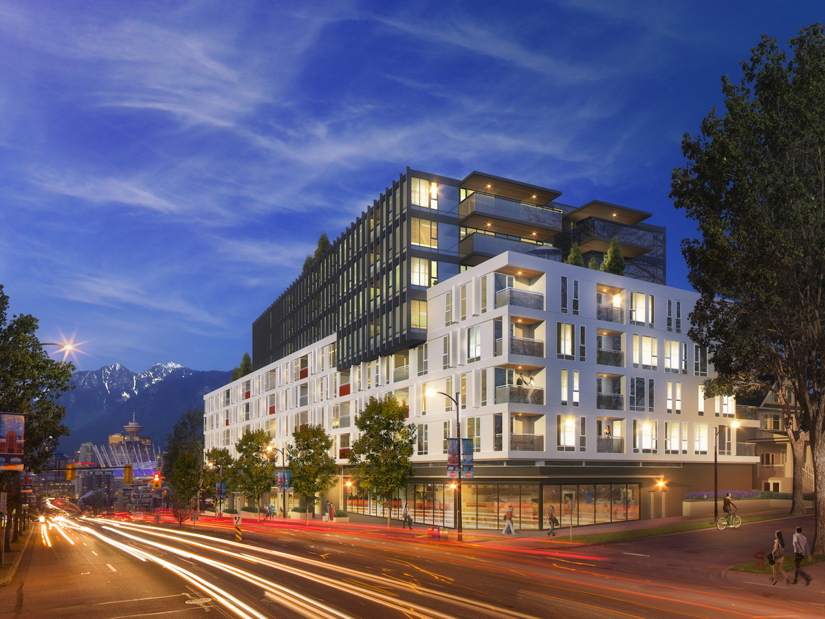 902 - 2888 Cambie Street, Fairview VW, Vancouver West