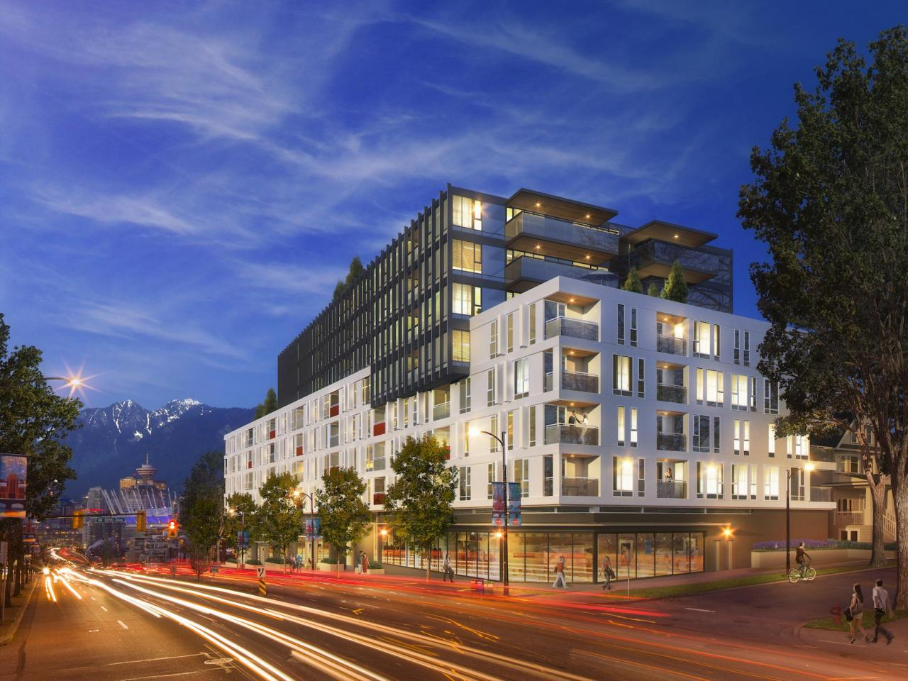 327 - 2888 Cambie Street, Fairview VW, Vancouver West