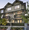townhouse at 12 - 433 Seymour River Place, Dollarton, North Vancouver