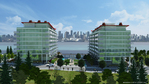 rendering-3 at 706 - 175 Victory Ship Way, Lower Lonsdale, North Vancouver