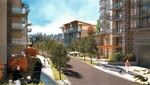 The new Library Lane rendering. at 405 - Building B The Residences Bosa Bosa, Lynn Valley, North Vancouver