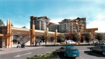 Building rendering. at 405 - Building B The Residences Bosa Bosa, Lynn Valley, North Vancouver