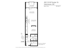 402-33-west-pender-street-v2-blank at 402 - 33 W Pender Street, Downtown VW, Vancouver West