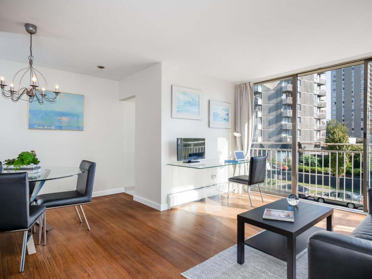 306 - 1250 Burnaby Street, West End VW, Vancouver West