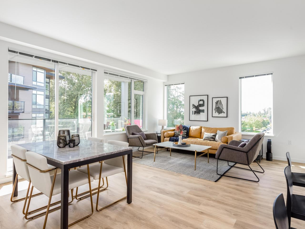 313 - 725 Marine Drive, Harbourside, North Vancouver