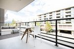 balcony at 207 - 177 W 3rd Street, Lower Lonsdale, North Vancouver