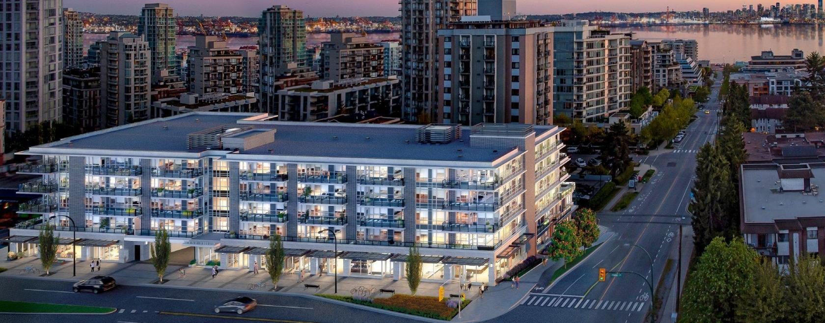 305 - 177 W 3rd Street, Lower Lonsdale, North Vancouver 2