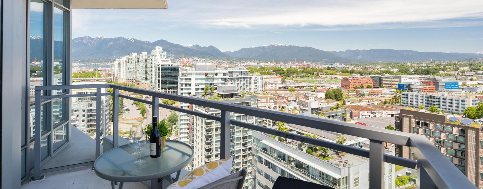 2304 - 1775 Quebec Street, Mount Pleasant VE, Vancouver East 2