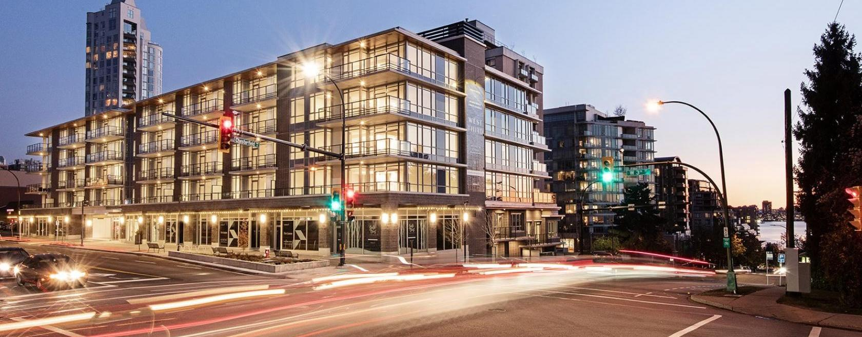 502 - 177 W 3rd Street, Lower Lonsdale, North Vancouver 2
