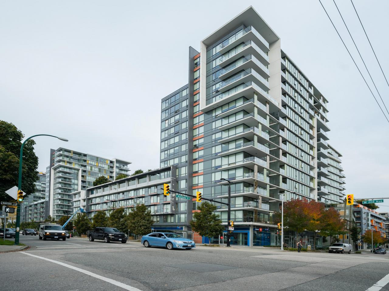 1001 - 1783 Manitoba Street, False Creek, Vancouver West