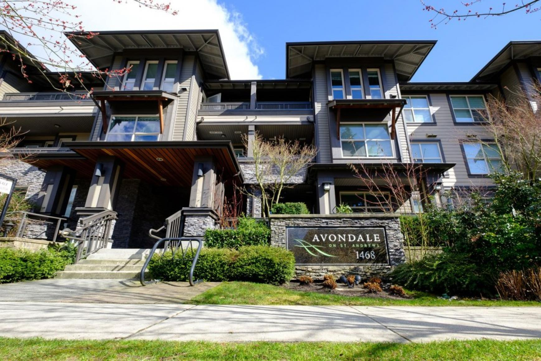 212 - 1468 St. Andrews Avenue, Central Lonsdale, North Vancouver