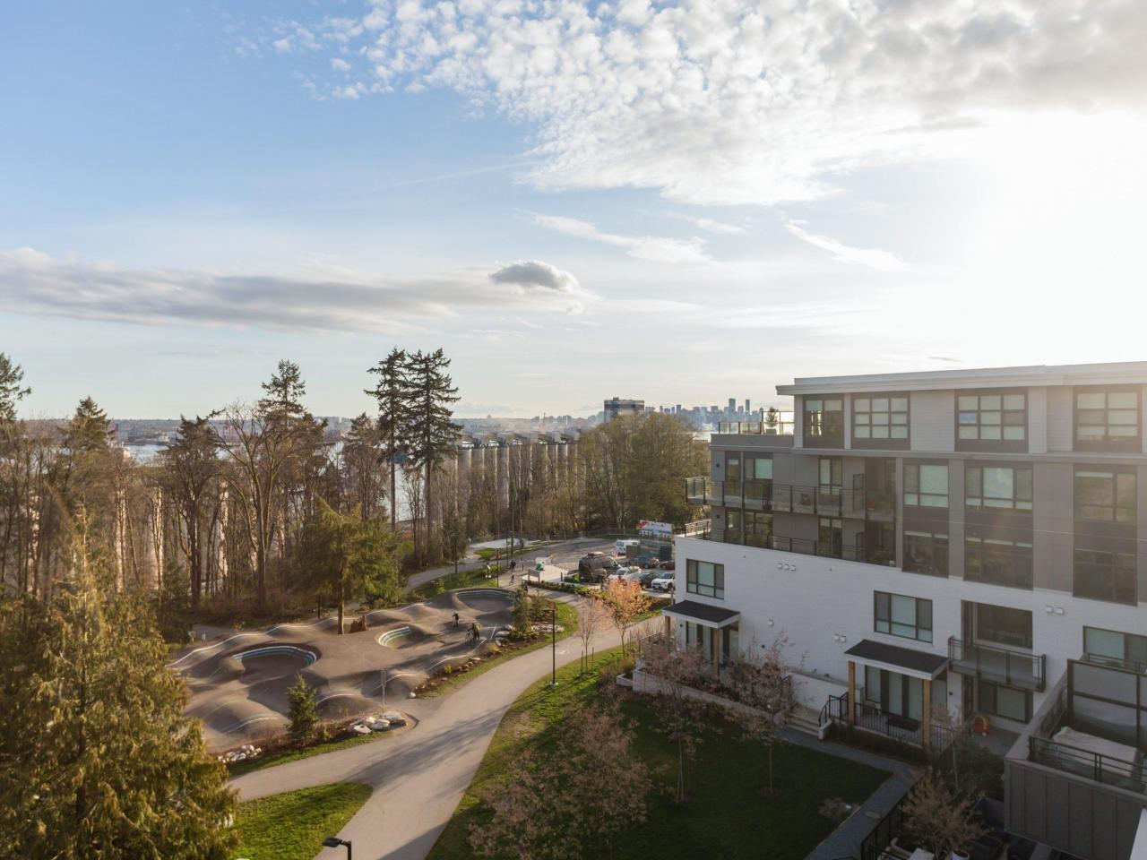408 - 707 E 3rd Street, Queensbury, North Vancouver